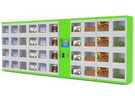 Remote Control Snack / Beverage Vending Lockers For Safety Supplies